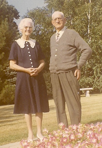 Min and Emil Kiel 1971