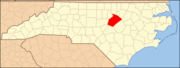 North Carolina Map Highlighting Wake County.PNG
