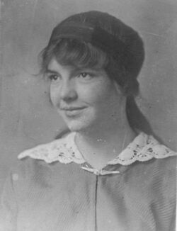 CRINGAN, Helen Macdonald 1899-1924)
