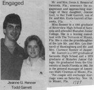 Jeanne-Renner\'s-engagement-