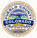 Pueblo County, Colorado seal