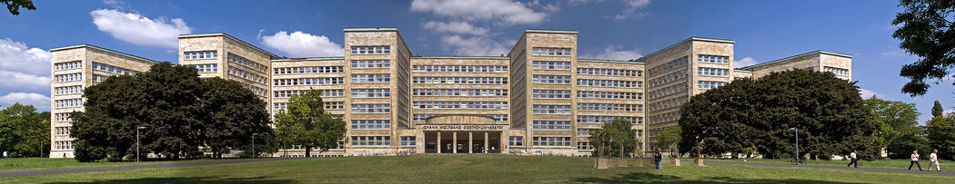 IG Farben Gebaeude Uni Frankfurt