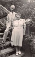 Sylvester S and Emma Doty