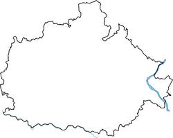 Baranya location map
