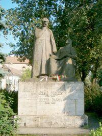 Bolyai-szobor