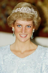 Diana Frances Spencer, Princess of Wales (1961-1997)