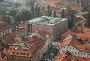 National Library Ljubljana 2010