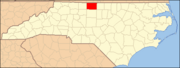 North Carolina Map Highlighting Rockingham County.PNG
