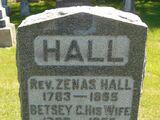 Zenas Hall (1782-1865)