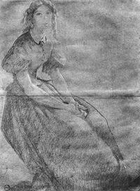 Madarasz Blanka Teleki in Prison 1867