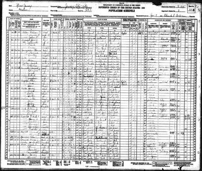 1930 census Norton Carr