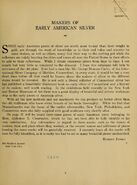 Makers of Early American Silver by Robert Ensko, published in 1915, page 7