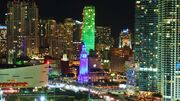 Biscayne Boulevard night 20101202