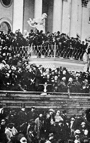 Lincoln second