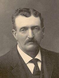 Jarvis Andrew Lattin (1853-1941) circa 1900