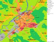 Marosvásárhely térkép 2006