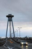 Bridge Nový most - Bratislava