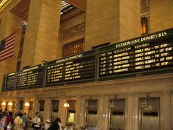 Grand Central Board