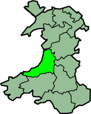 WalesCardiganshireTrad