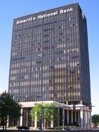Amarillo National Bank Plaza One - Amarillo Texas USA