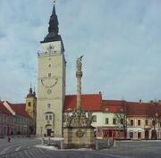 Slovakia-Trnava-Town tower