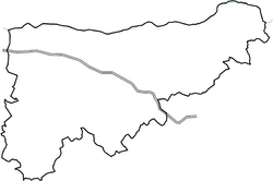 Komarom-Esztergom location map