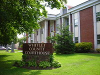 Whitley County, Kentucky Courthouse