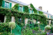 Giverny - maison Claude Monet01