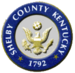 Shelby County Kentucky Seal
