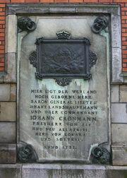 Johan Cronman Malmo Sweden