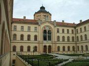 Esztergom-seminary-inside