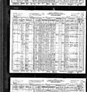 1930 census Gelchion Bayonne