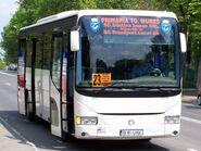 23 bus in Marosvásárhely 2
