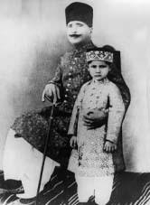 Iqbal with Javid