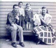 John Earl Borland Family