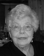 Ruby Margaret Olson (1924-2011) Engstrom portrait