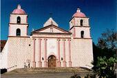 Mission Santa Barbara 1987
