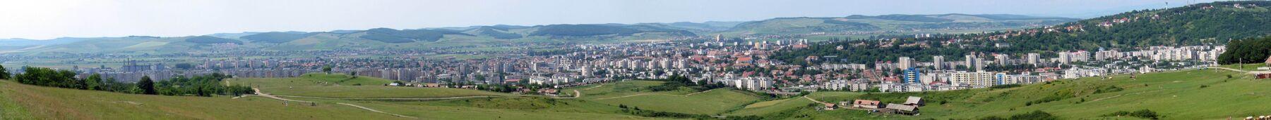 TarguMures Panorama