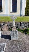 Tombstone of Reverend Israel Israelsson Näslund III (1796-1858), 3