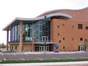 Globe-News Center in Amarillo Texas USA