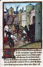 Siege of London (MS 1168)