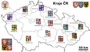 CoA CZ regions