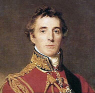 Lord Arthur Wellesley the Duke of Wellington
