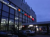 Tallin train station