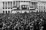 USA inauguration 1921