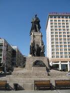 Statuia lui Alexandru Ioan Cuza din Iaşi5