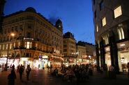 Sttephanplatz, Graben, Vienna, Austria