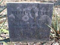 Mary Ann Wheeler Grave