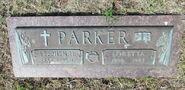 Parker-Stephen tombstone