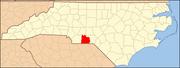 North Carolina Map Highlighting Anson County.PNG